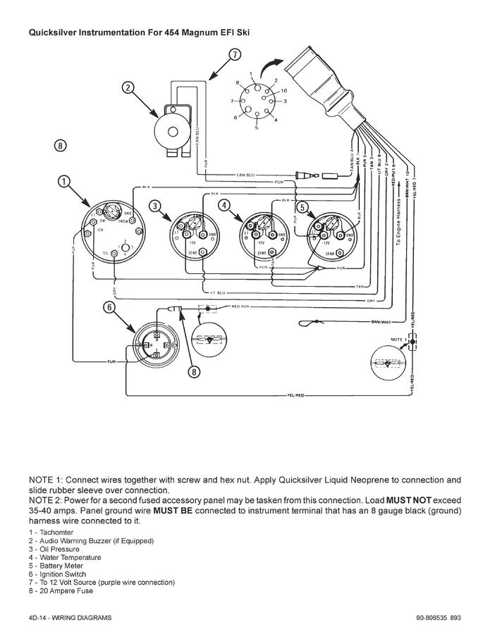 Mercruiser 260 Wiring Diagram from forum.classicshamrock.net